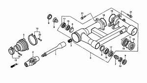 Forklifts Parts Diagramshonda 1985 Trx 125 Engine Diagram