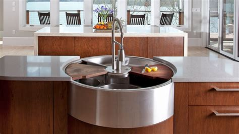 big sinks for kitchens the yacht of kitchen sinks has room for weeks of 4634