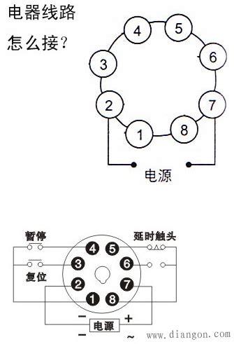 2 Relay Wiring Diagram 2 Pole Relay Wiring Diagram Wire Diagrams