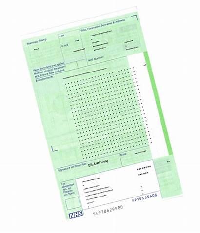 Prescription Nhs Script Doctors Practice Prescriptions Worries