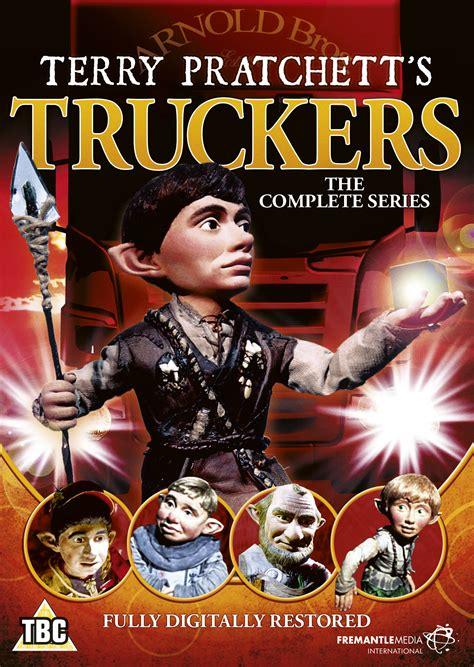 win terry pratchetts truckers dvd  books scifinow