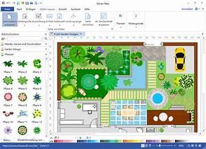 Gartengestaltung Online Kostenlos : gartenplaner software f r gartengestaltung ~ Lizthompson.info Haus und Dekorationen