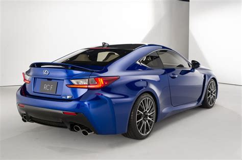 lexus rcf  weight   supercharged