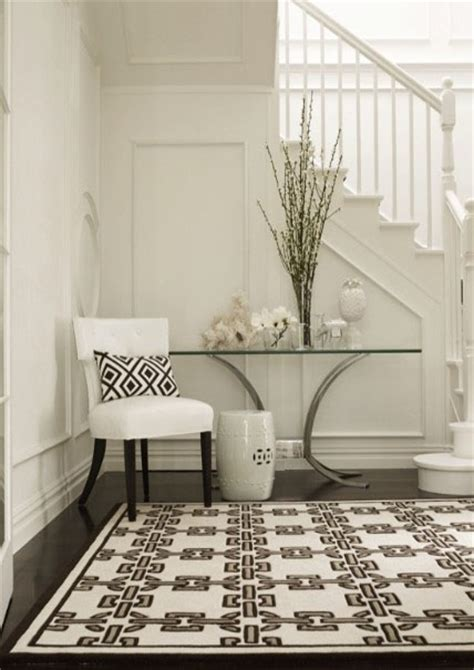 modern entryway decorating ideas  universal appeal
