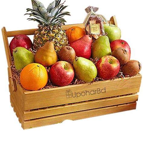 send corporate fruit basket   bd fruit basket