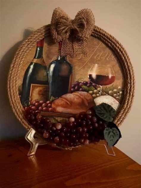 pin  dana diantonio  pizza pan ideas   charger plate crafts dollar tree diy crafts