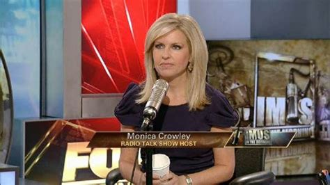 Monica Crowley On Gen Mcchrystal Controversy On Air