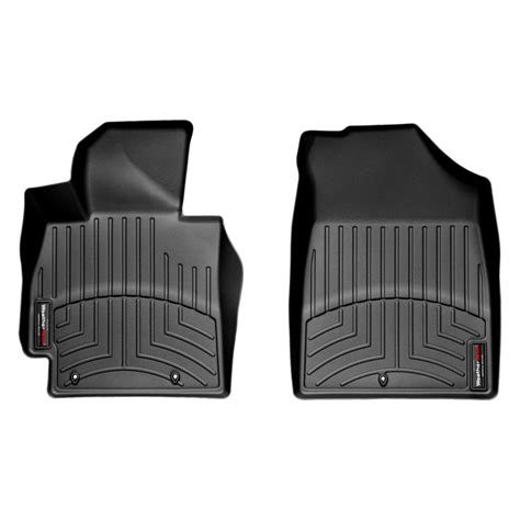 floor mats similar to weathertech weathertech 174 443421 digitalfit 1st row black molded floor liners