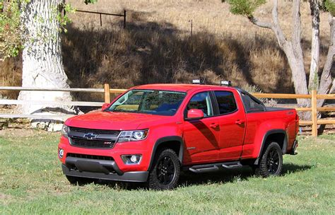Z71 Colorado Diesel by Drive 2016 Chevrolet Colorado Diesel