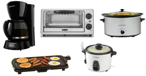 Kitchen Kohls by Kohl S 5 Kitchen Appliances Only 8 99 Shipped