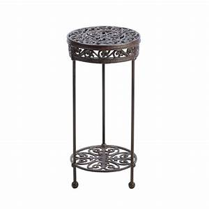 Cast, Iron, Plant, Stand, Wholesale, At, Koehler, Home, Decor