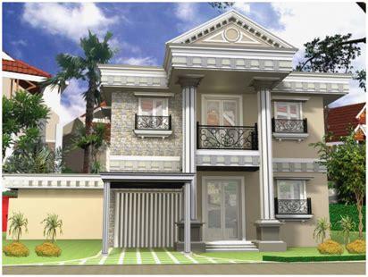 pahami desain rumah mewah minimalis  lantai gaya