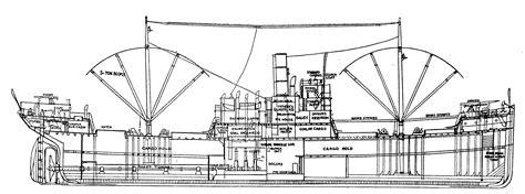 cargo ship deck plans bing images deck plans cargo