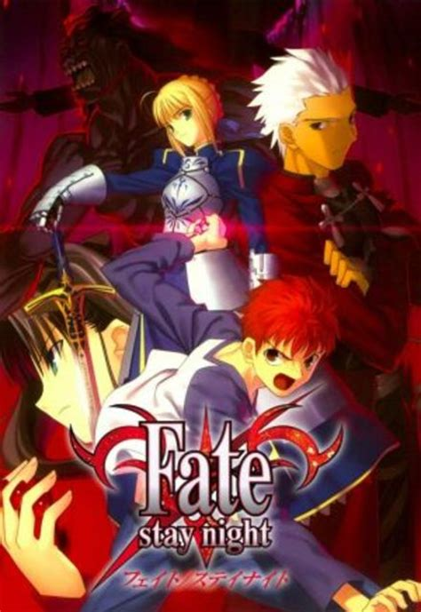 fate anime series episode list fate stay episodes sidereel