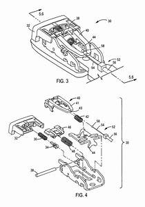 Patent Us8240012 - Remotely Actuated Seat Belt Buckle