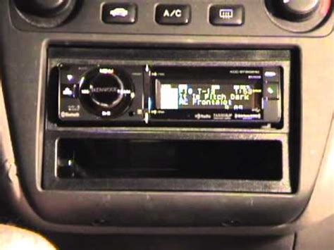 review kenwood kdc bt952hd in dash car stereo unit