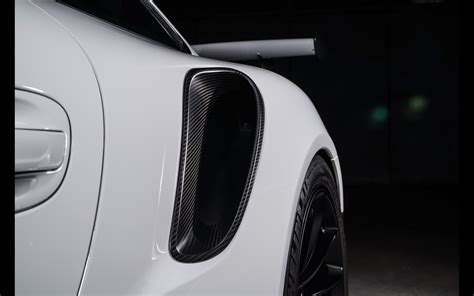 Techart 911 Gt3 Rs Carbon Sport Based On Porsche 911
