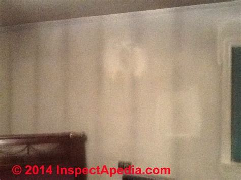 wood home interiors thermal tracking bridging ghosting how to diagnose