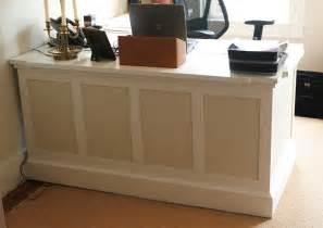 small reception desk furniture design