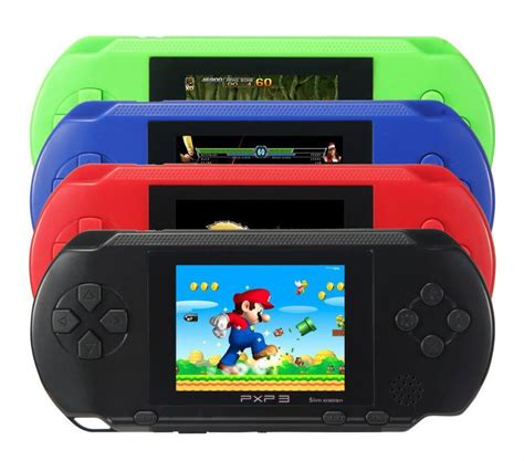 Handheld Mame Console by Pxp3 Portable Handheld System With 150