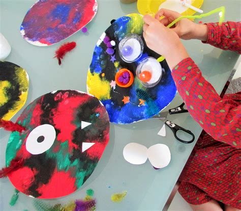 paper plates archives craft ideas  kids