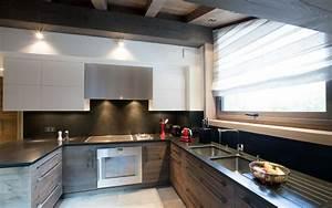 cuisine cuisine mayenne agencement conception pose lionel With agencement de cuisine ouverte