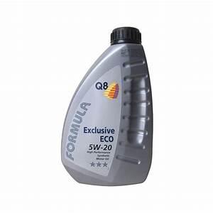 Quantité Huile Moteur : huile moteur q8 exclusive eco 5w20 ~ Gottalentnigeria.com Avis de Voitures