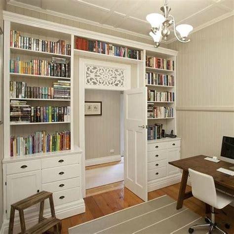 bookcase built     door