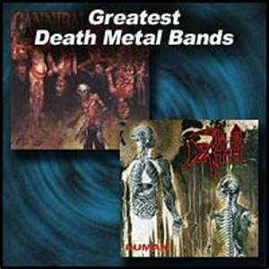 50 Greatest Death Metal Bands