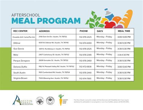 After School Programs | AustinTexas.gov