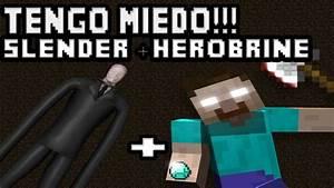 The gallery for --> Minecraft Slenderman Vs Herobrine Vs ...