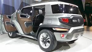 Xav Auto Niort : ssangyong xav concept doors open at the seoul motor show indian autos blog ~ Gottalentnigeria.com Avis de Voitures