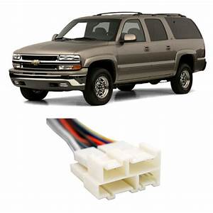 96 Suburban Factory Stereo Wiring Diagrams