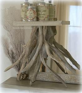 Arbre En Bois Deco : deco bois flotte decoration bricolage maison et d coration ~ Premium-room.com Idées de Décoration