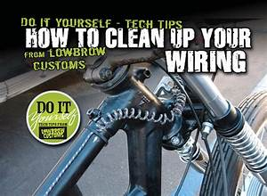 How To Clean Up Your Wiring