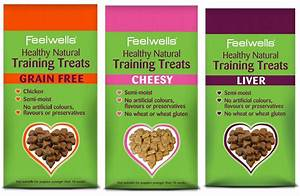 Feelwells Healthy Natural Training 🐶 Dog Treats