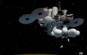 Luxury space hotel designed by MIT students has deluxe ...