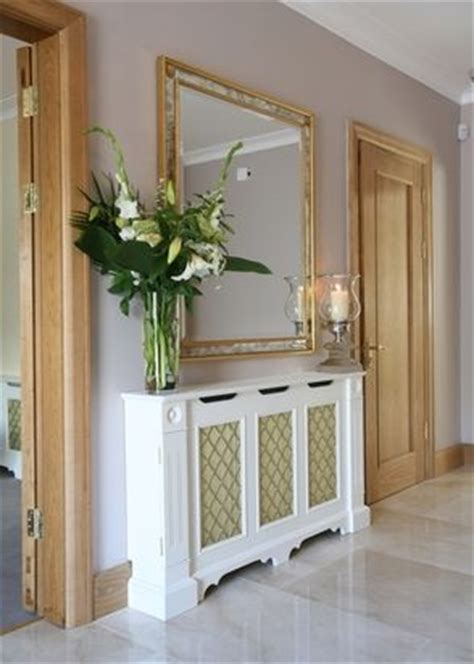 narrow radiator covers make an entrance big ideas for a small space perfact for hall in front of dads room narrow