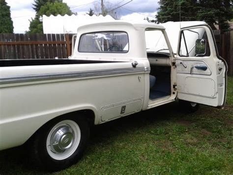 buy   ford  camper special custom cab