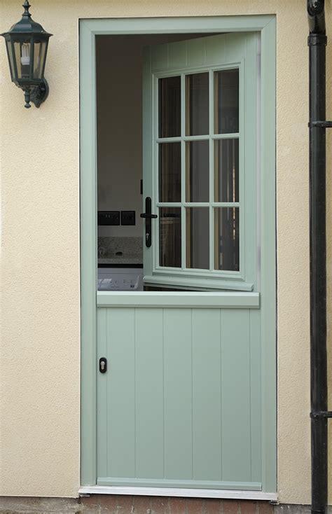 Wood Back Door With Window by Composite Doors Window Warehouse