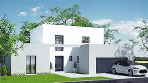 Constructeur Maison Metz : constructeur maison 57000 ~ Melissatoandfro.com Idées de Décoration