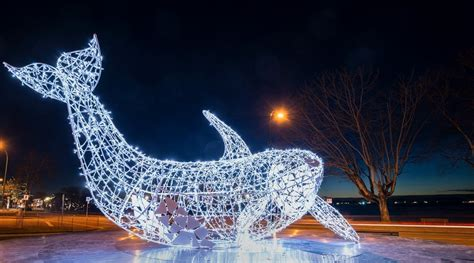 places   christmas lights  vancouver listed