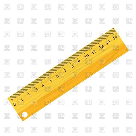 Ruler Clipart Yellow Ruler Clipart Www Imgkid The Image Kid Has It