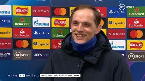 (Video): Thomas Tuchel congratulates his players after ...