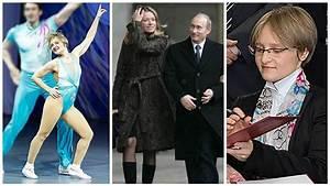 Russian President Vladimir Putin's Daughters Yekaterina ...