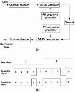 A  Direct Sequence Spread Spectrum  Dsss  System Model