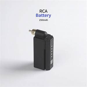 2019 New Solong 1500mah Rca Battery For Tattoo Rotary Pen