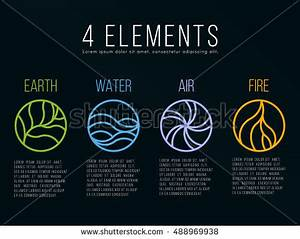 Earth Air Fire Water Stock Images, Royalty-Free Images ...