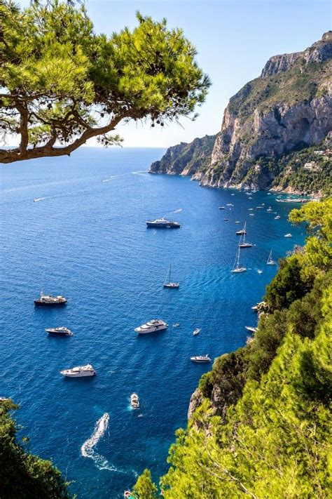 Capri Island Italy Life Is But A Dream Sdsvacations