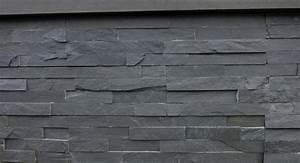 Naturstein Verblender Verlegen : schiefer riemchen verblender schwarz anthrazit s 0508xz ~ Lizthompson.info Haus und Dekorationen